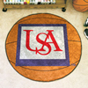 Basketball Rug - Univ. of South Alabama