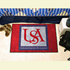 "Starter Rug - 20"" x 30"" - Univ. of South Alabama"