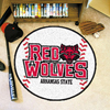 Baseball Rug - Arkansas State