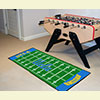 Football Floor Runner Rug - UCLA