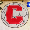 Soccer Ball Rug - Cornell University