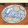 Soccer Ball Rug - Drake University