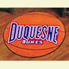 Basketball Rug - Duquesne University