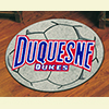 Soccer Ball Rug - Duquesne University