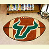 Football Rug - Univ. of South Florida