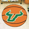 Basketball Rug - Univ. of South Florida