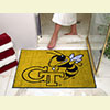 All-Star Rug - 34 x 45 - Georgia Tech