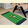 Football Floor Runner Rug - Georgia Tech