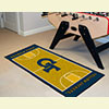 Basketball Court Runner Rug - Georgia Tech