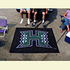 Tailgater Rug - 5 x 6 ft - Univ, of Hawaii, Hilo