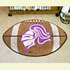 Football Rug - College of Holy Cross