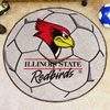 Soccer Ball Rug - Illinois State