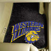 Car Carpets - 2 Front - Western Illinois University