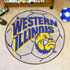 Soccer Ball Rug - Western Illinois University