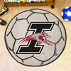 Soccer Ball Rug - Univ. of Indianapolis