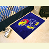 "Starter Rug - 20"" x 30"" - Univ. of Kansas, Lawrence"