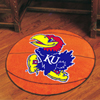 Basketball Rug - Univ. of Kansas, Lawrence