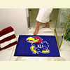 "All-Star Rug - 34"" x 45"" - Univ. of Kansas, Lawrence"