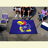 Tailgater Rug - 5 x 6 ft - Univ. of Kansas, Lawrence