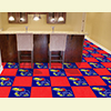 "Carpet Tiles - 20 pcs - 18"" x 18"" - Univ. of Kansas, Lawrence"