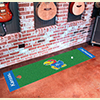 Golf Putting Green Mat - Univ. of Kansas, Lawrence