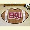 Football Rug - Eastern Kentucky University
