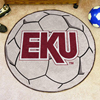 Soccer Ball Rug - Eastern Kentucky University