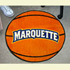 Basketball Rug - Marquette University