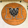 Basketball Rug - Mercer University