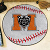 Baseball Rug - Mercer University