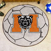 Soccer Ball Rug - Mercer University