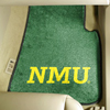 Car Carpets - 2 Front - Northern Michigan University