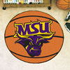 Basketball Rug - Minnesota State