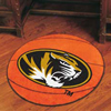 Basketball Rug - Univ. of Missouri, Columbia