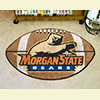 Football Rug - Morgan State