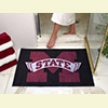 "All-Star Rug - 34"" x 45"" - Mississippi State"