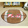 Football Rug - Mississippi Valley State
