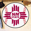 Baseball Rug - New Mexico State