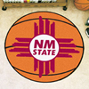Basketball Rug - New Mexico State
