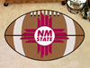 Football Rug - New Mexico State