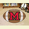 Football Rug - Miami Univ. Ohio