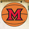 Basketball Rug - Miami Univ. Ohio
