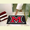 "All-Star Rug - 34"" x 45"" - Miami Univ. Ohio"
