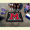 Tailgater Rug - 5 x 6 ft - Miami Univ. Ohio