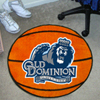 Basketball Rug - Old Dominion University