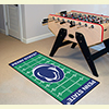 Football Floor Runner Rug - Penn State