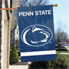 "Applique Banner Flag - 44"" x 28"" - Penn State"