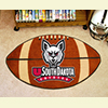 Football Rug - Univ. of South Dakota, Vermillion