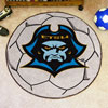 Soccer Ball Rug - East Tennessee State