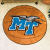 Basketball Rug - Middle Tennessee State Univ.